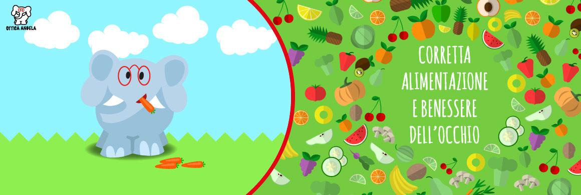 Benessere degli Occhi, Alimentazione e nuova linea Optox